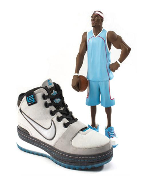 "06d6b10be32 Nike + ""The LeBrons"" Zoom VI Pack"